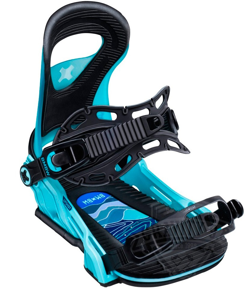 Крепления для сноуборда BENT METAL UPSHOT 19-20, Blue