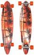 ЛОНГБОРД PALISADES PALMS GIRLS ORANGE 9.5x40
