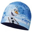 Шапка BUFF FROZEN CHILD MICROFIBER POLAR HAT BUFF OLAF BLUE