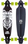 "Лонгборд LANDYACHTZ BAMBOO BATTLE AXE BEAR ST2, 9""x40"""