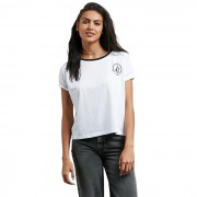 Футболка VOLCOM SIMPLY STONED, White