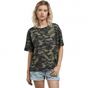 Футболка VOLCOM THROW SHADE, Dark Camo