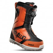 Ботинки для сноуборда THIRTYTWO LASHED DOUBLE BOA 17-18, Black Orange