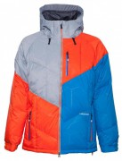 Пуховик VOLCOM PUFF GIVE TECH, Blue Red