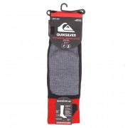 Термо-Носки QUIKSILVER SNOW SPORT SOCK, Black Grey