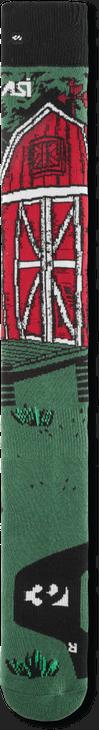 Термо-Носки THIRTYTWO ASI SIGNATURE STEVENS, Green