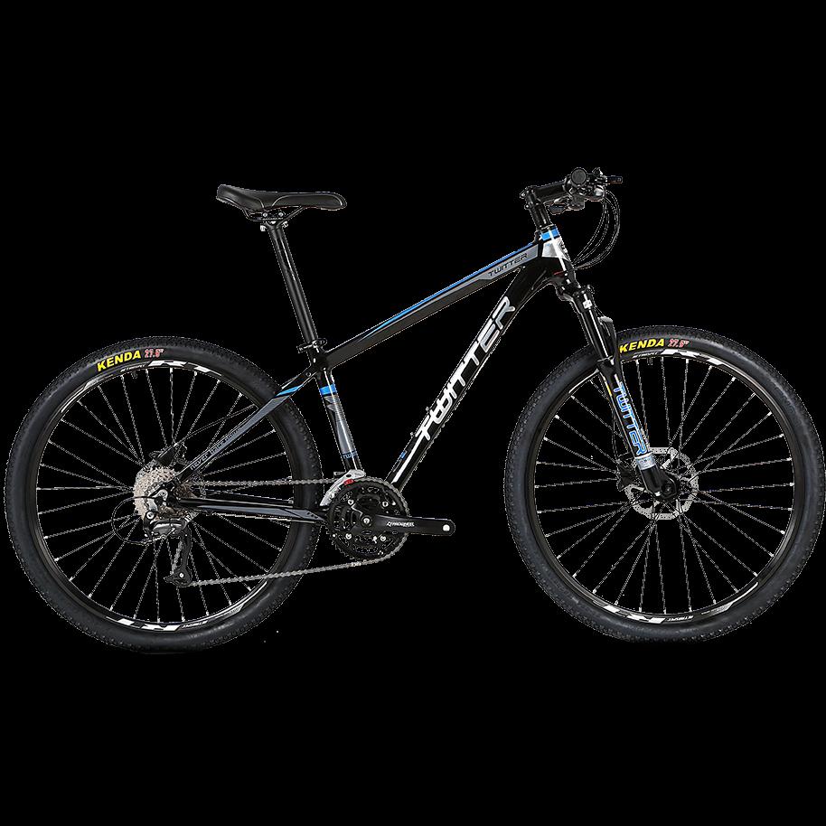 """Велосипед 29"""" TWITTER TW3900XC V2, Черно-Голубой"""