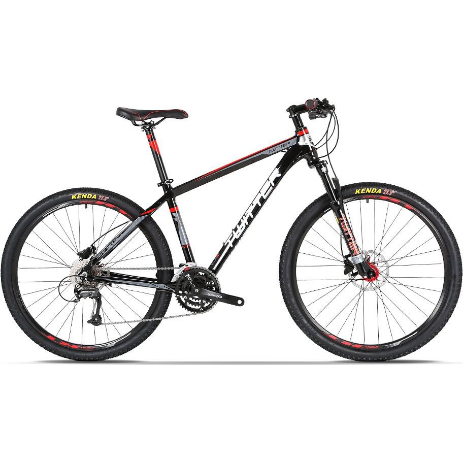 """Велосипед 29"""" TWITTER TW3900XC V2, Черно-Красный"""