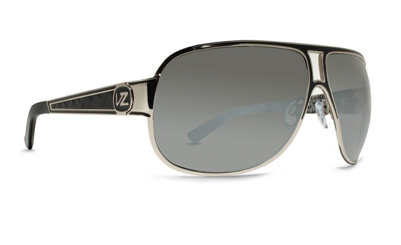 Очки солнцезащитные VONZIPPER TASTEMAKER, Silver / Grey Chrome
