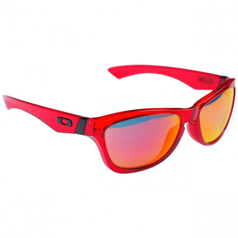 Очки солнцезащитные OAKLEY JUPITER, Crystal Red / Ruby Iridium