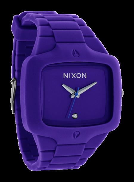 Часы NIXON THE RUBBER PLAYER
