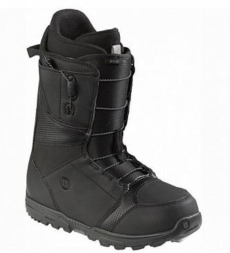 Ботинки для сноуборда BURTON MOTO BOA 17-18, Black
