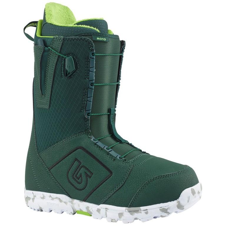 Ботинки для сноуборда BURTON MOTO 17-18, Green