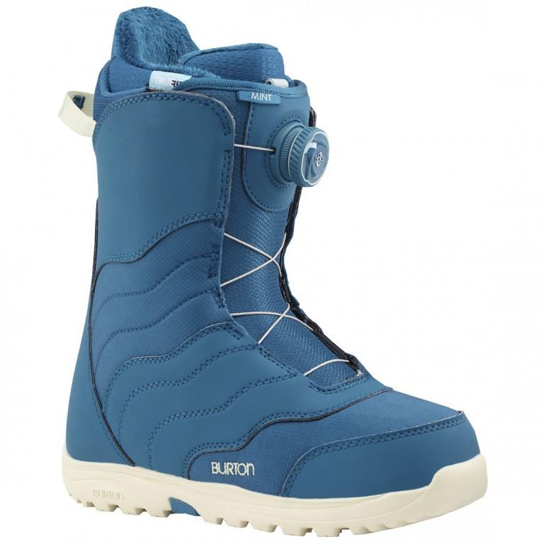 Ботинки для сноуборда BURTON MINT BOA 17-18, Blue