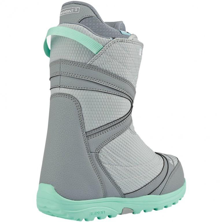 Ботинки для сноуборда BURTON STARSTRUCK BOA  16-17, Grey / Spearmint