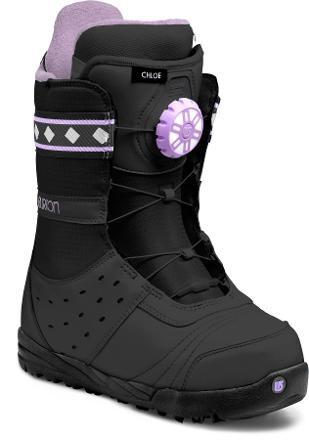 Ботинки для сноуборда BURTON CHLOE, Black
