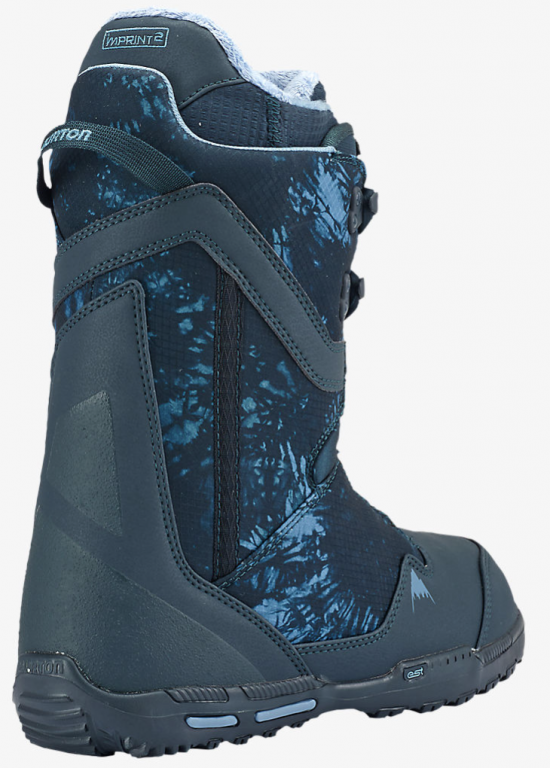 Ботинки для сноуборда BURTON RAMPANT 16-17, Blueprint