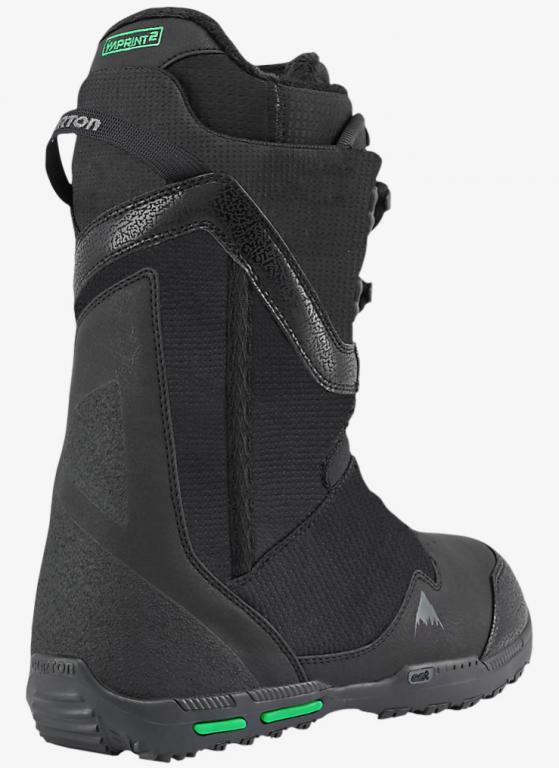 Ботинки для сноуборда BURTON RAMPANT 16-17, black