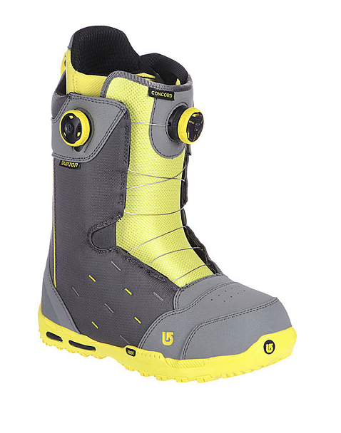 Ботинки для сноуборда BURTON CONCORD BOA 14-15, Grey
