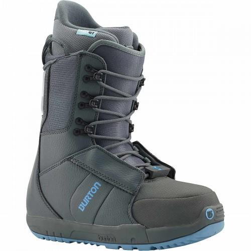 Ботинки для сноуборда BURTON PROGRESSION WMN 15-16, Grey/Light Blue