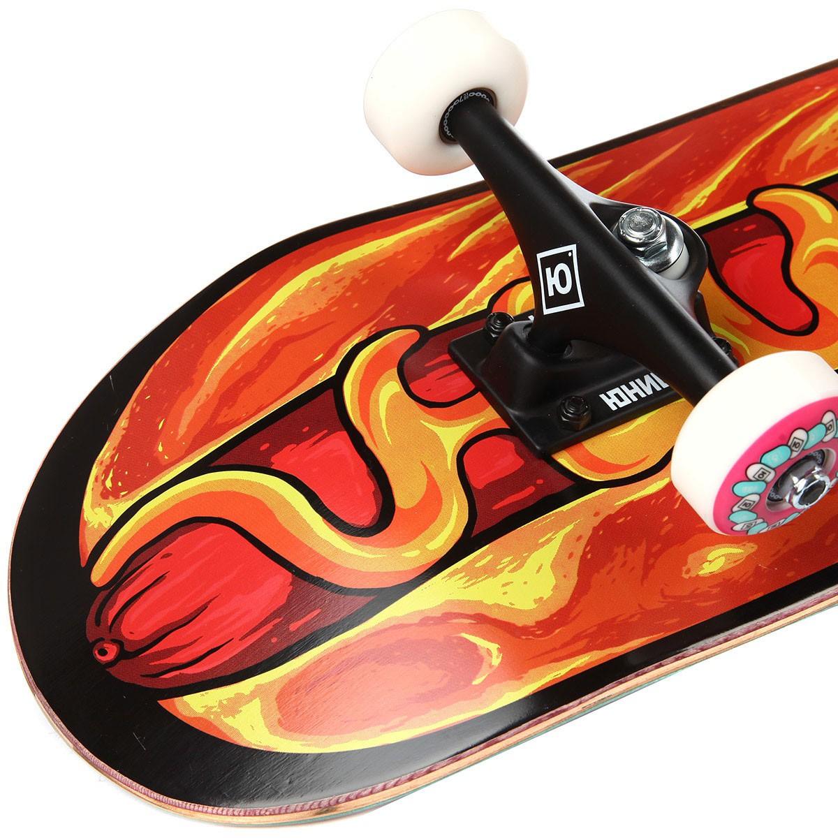 """Скейт в сборе ЮНИОН HOTCAT, 8.125""""x31.75"""""""