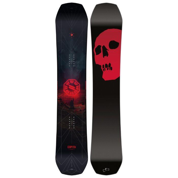 Сноуборд CAPITA THE BLACK SNOWBOARD OF DEATH 19-20