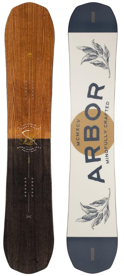 Сноуборд ARBOR ELEMENT CAMBER 20-21