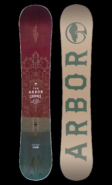 Сноуборд ARBOR CADENCE 16-17