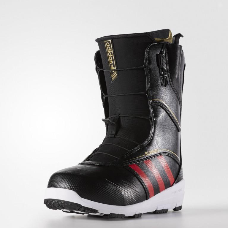 Ботинки для сноуборда ADIDAS THE BLAUVELT 15-16, Black Gold White