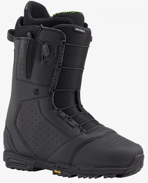 Ботинки для сноуборда BURTON DRIVER X  16-17, black