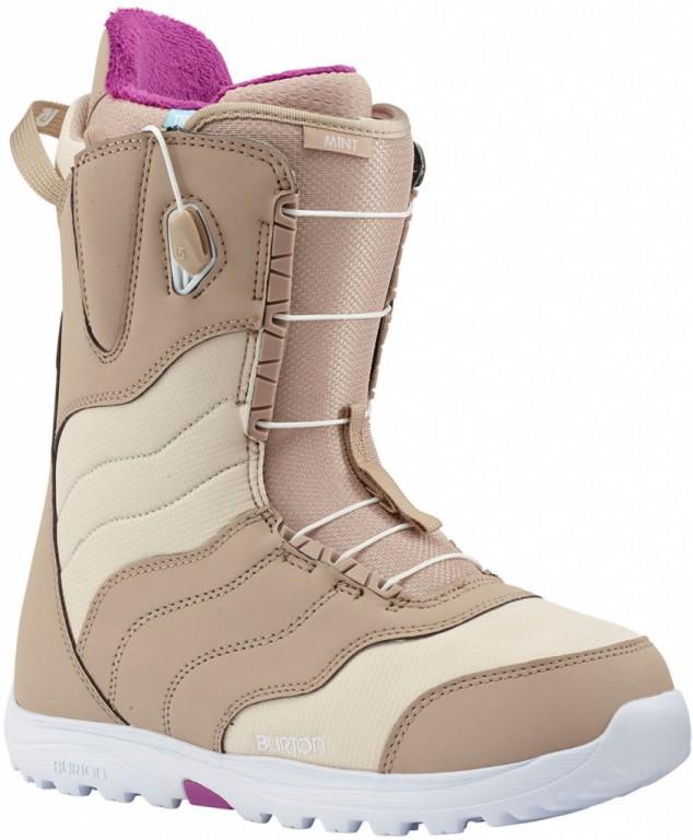 Ботинки для сноуборда BURTON MINT 17-18, Tan