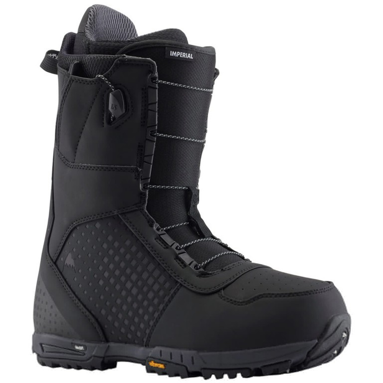 Ботинки для сноуборда BURTON IMPERIAL 18-19, Black