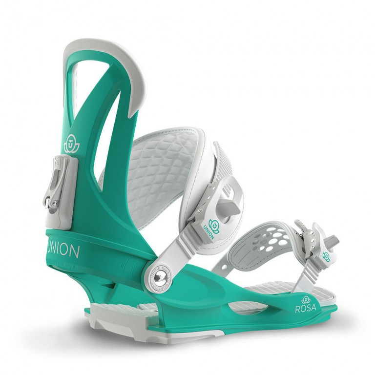 Крепления для сноуборда UNION ROSA 16-17, Tiffany