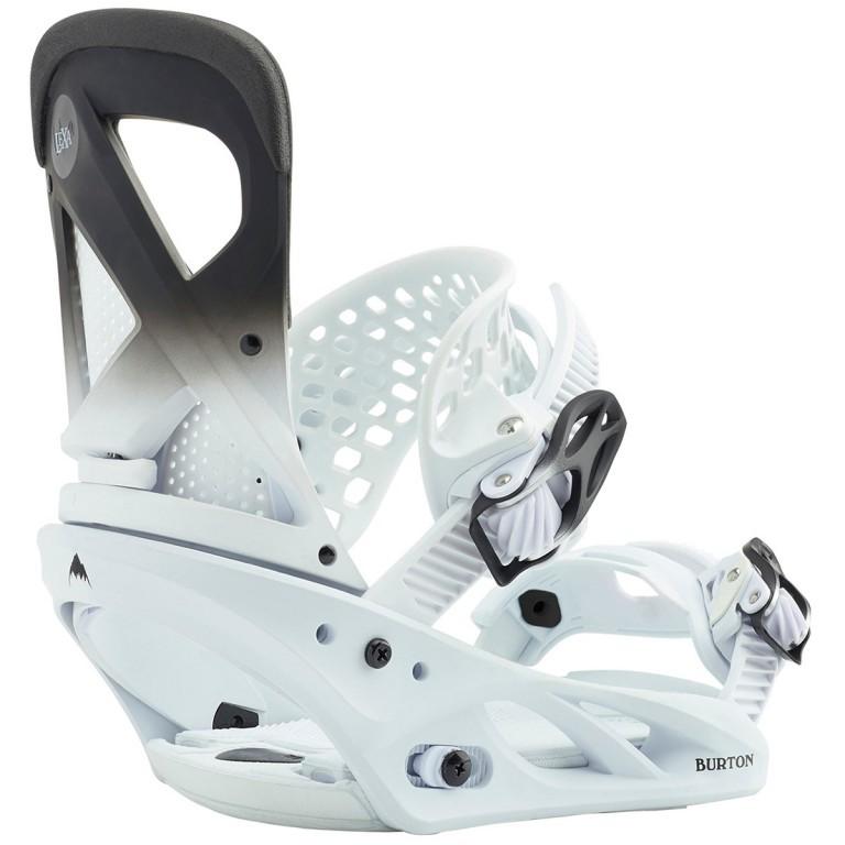 Крепления для сноуборда BURTON LEXA 18-19, Fade To White