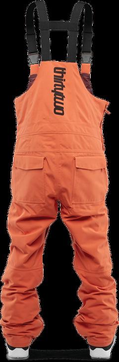 Брюки-Полукомбинезон THIRTYTWO BASEMENT, Orange