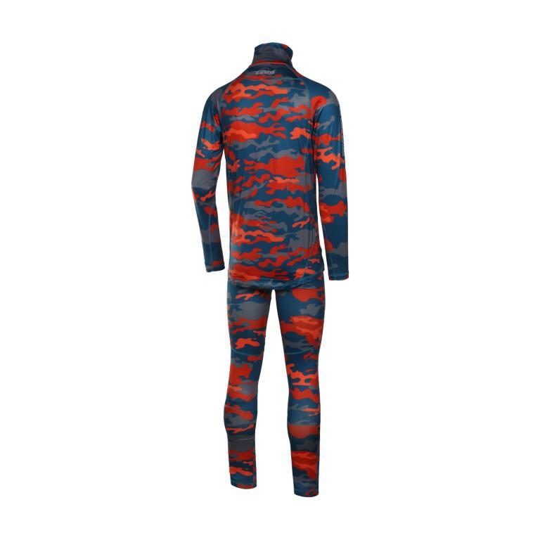 Термобелье REHALL FRAYE-SLASH-SET, Camo Legian Blue, - комплект