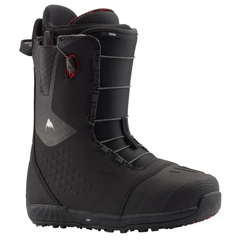 Ботинки для сноуборда BURTON ION 19-20, Black/Red