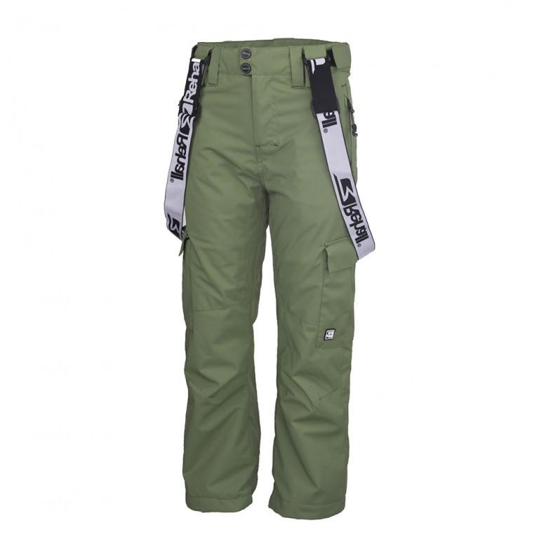 Детские сноубордические штаны REHALL DIZZY-R-JR, Moss