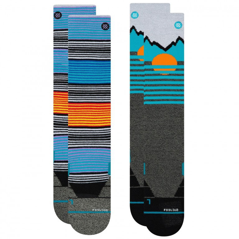 Термо-Носки STANCE MENS MOUNTAIN 2 PACK, Multi