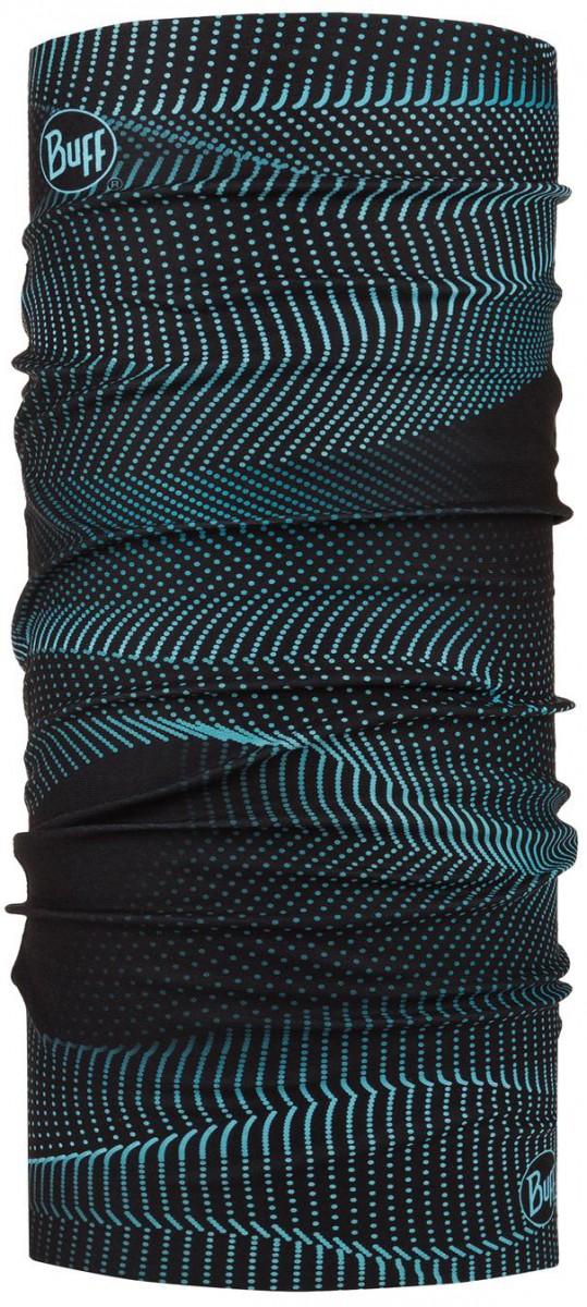 Неквормер BUFF ORIGINAL, Glow Wave Black