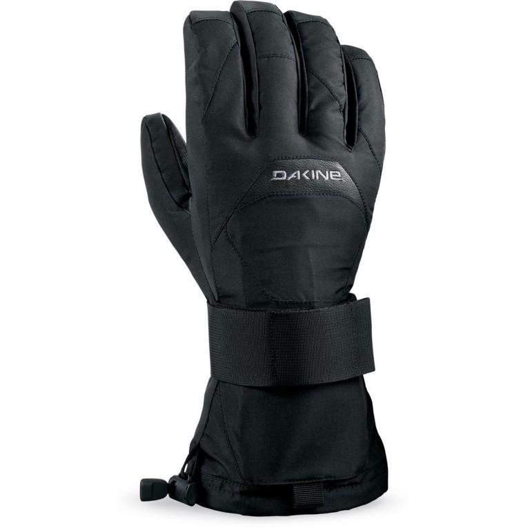 Перчатки с защитой DAKINE WRISTGUARD GLOVE, Black