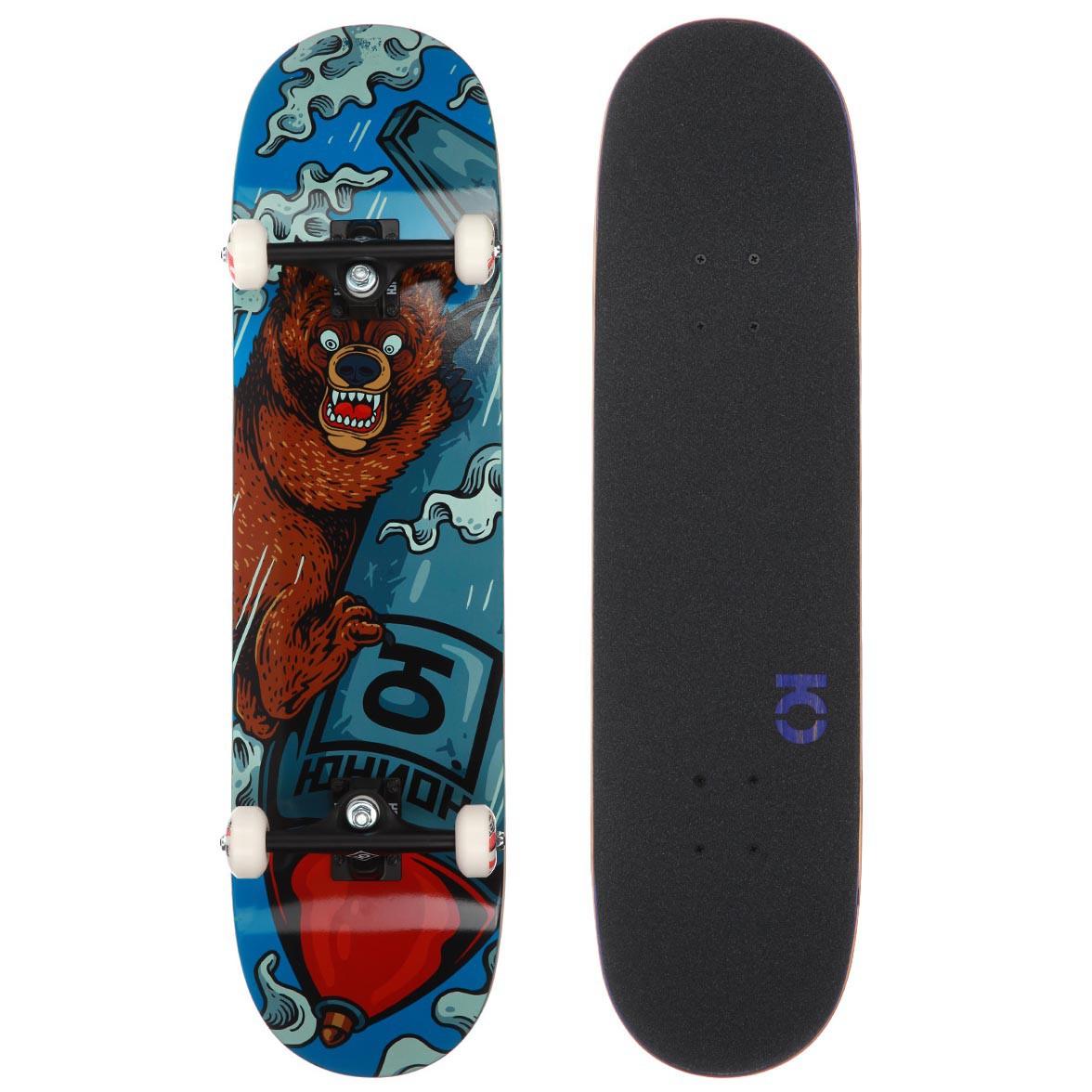 """Скейт в сборе ЮНИОН ROCKET BEAR, 8.125""""x31.75"""""""