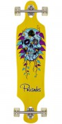 "Лонгборд PALISADES SKULLY LIME, 10""x39,5"""
