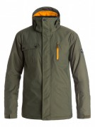 Куртка QUIKSILVER MISSION SOLID, Forest Night