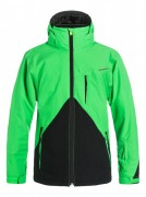 Куртка QUIKSILVER MISSION COLORBLOCK, Andean Toucan