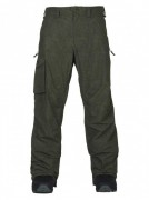 Брюки BURTON MB COVERT INS PT, Forest Night Ripstop