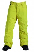Брюки QUIKSILVER STATE, yellow