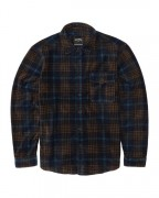 Флисовая Рубашка BILLABONG FURNACE FLANNEL, Black